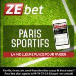 ZEbet revue du bookmaker pour vos paris sportifs en ligne