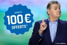 bonus de bienvenue Unibet Sport : jusqu'à 100€ offerts en paris gratuits