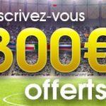 Exceptionnel : Code promo Netbet Coupe du Monde de 300€