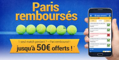 Bonus France Pari Tournoi Masters 1000 de Monte-Carlo