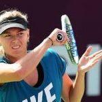 Maria Sharapova de retour après 15 mois de suspension