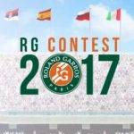 Roland Garros Contest 2017
