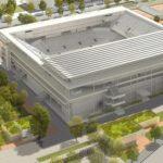 Plan des travaux réalisés pour le tournoi de Roland Garros 2017