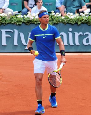 Rafael Nadal favori roland garros